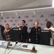 Футбольное агентство Тимати Black Star Sport представило первых двух футболистов