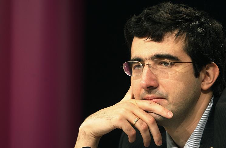Россиянин Крамник вышел во второй круг Кубка мира по шахматам