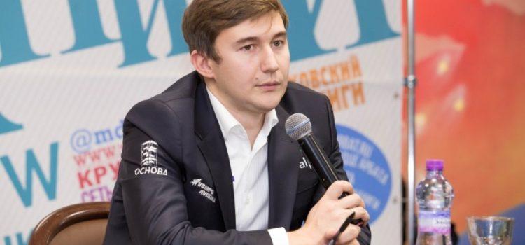 Карякин с ничьей стартовал на Кубке мира по шахматам в Тбилиси