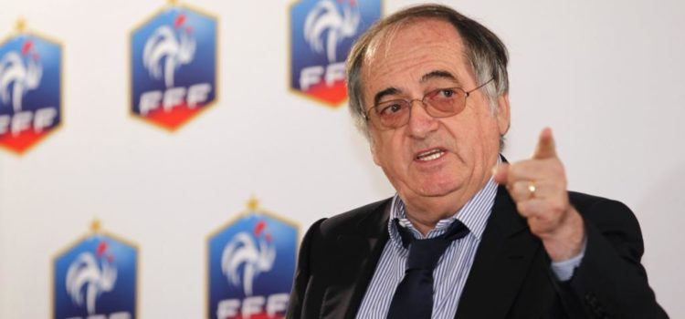 Президент Федерации футбола Франции: «Испанцы завидуют»