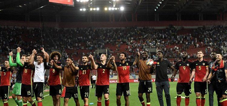 Первый из европейских. Бельгия – на ЧМ-2018!